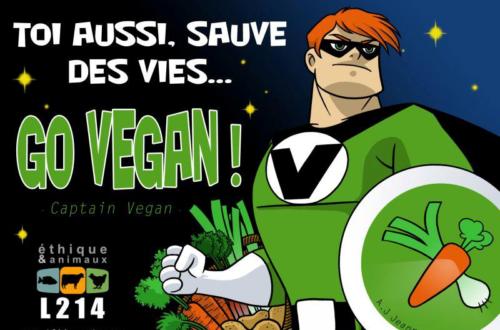 Article : Le vegan, ce citoyen du 21ème siècle